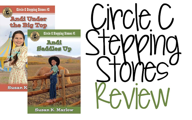 Circle C Stepping Stones Series Review