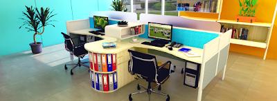 Furnitur Kantor Dengan Kualitas Terbaik