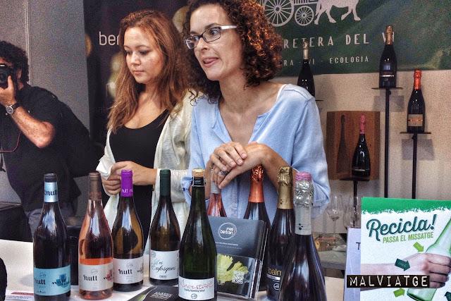 mas bertran mostra vins barcelona