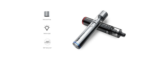 What Will You Get from Mini Tank C Kit - Maskking Vape