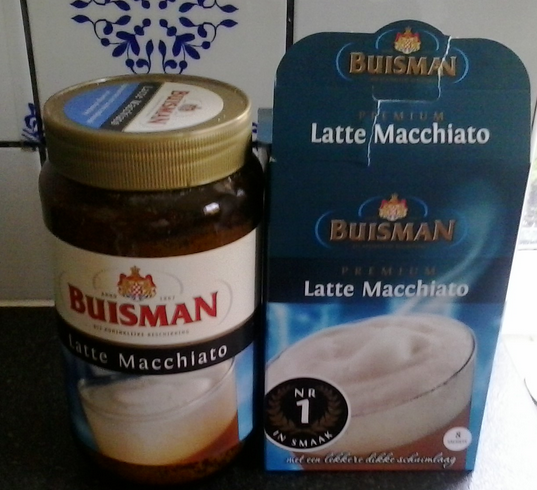Buisman Latte Macchiato In Een Pot Vs. Buisman Latte