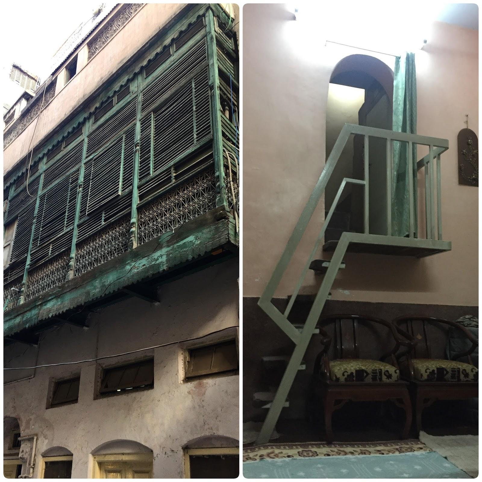 Old Building Architecture Peshawar