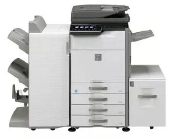 Sharp DX-C400FX Printer PCL6 Drivers for Mac