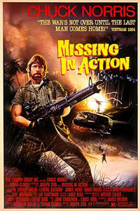 Film Missing In Action (1984)