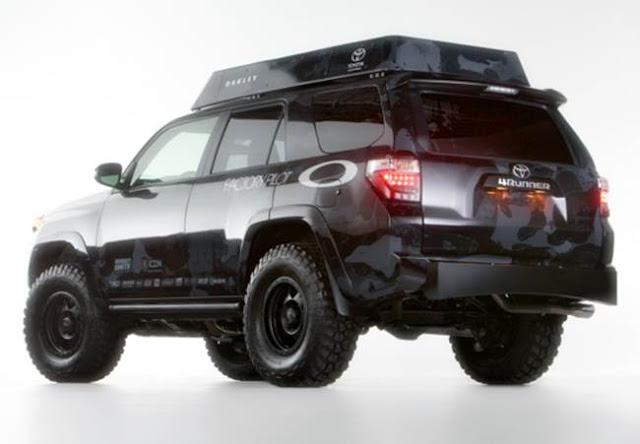 2017 Toyota 4Runner Concept Rumors