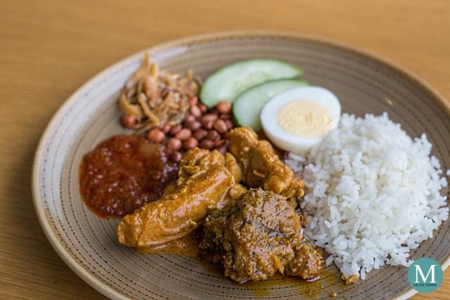 Breakfast Buffet at Hilton Kuala Lumpur