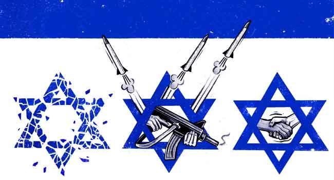 Profesor Columbia University Samakan Israel dengan ISIS