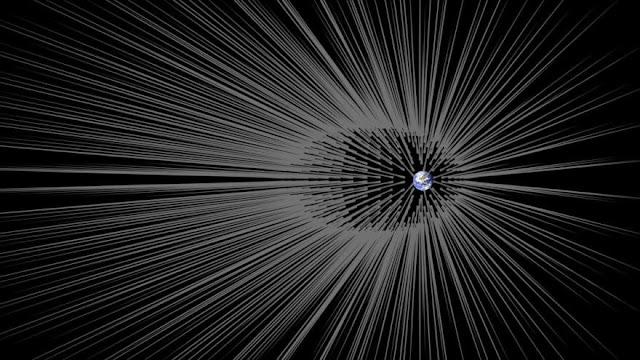 "Un ""huracán"" de materia oscura se acerca a la Tierra"