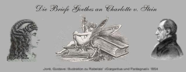 Gedichte Und Zitate Fur Alle Goethes Briefe An Ch V Stein 24 09