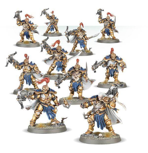 GW Warhammer Age of Sigmar Stormcast Eternal Vanguard Hunters