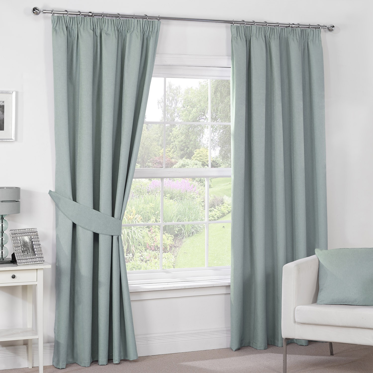How To Diy Curtains Do Curtain Swags On A Bay Window Swag