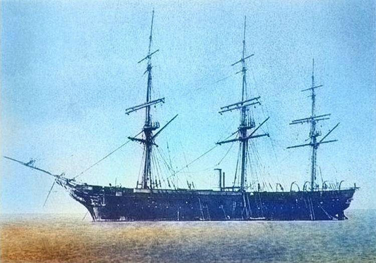 Kaiyo Maru nerede olduğu bile tam olarak bilinmeyen Şeytan Denizi'nde batmıştır.
