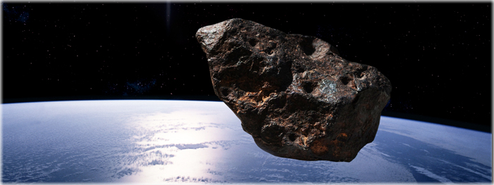 asteroide 2012 TC4 passará proximo da Terra na quinta-feira