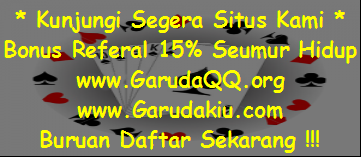Garudaqq.org | Agen Poker Terlengkap