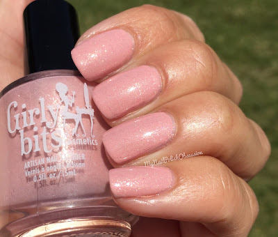 Girly BIts Cosmetics Sweet Nothings Collection, Spring 2016; Mon Cheri