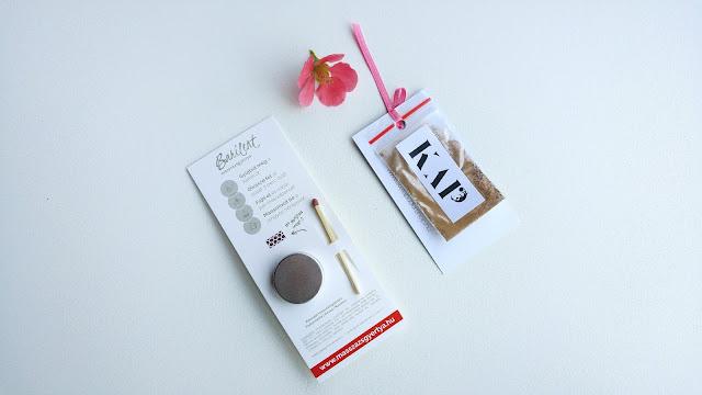 Krémmánia Beauty Box - Barilent, Kell a púder
