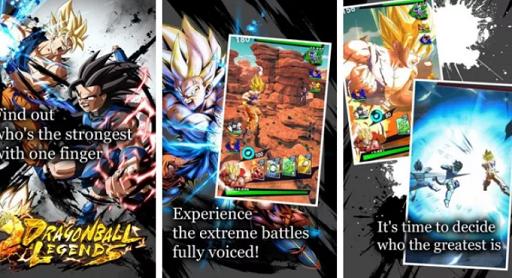 Download Dragon Ball Legends mod apk