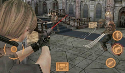 Download Game Resident Evil 4 Free Download Mod Apk Data + Obb For Android