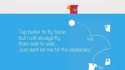 Download Bird Climb Game Aksi Burung Memanjat Lucu