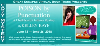 Upcoming Blog Tour 6/19/18