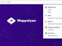 Cara Mengidentifikasi/Mengetahui Manajamen Sistem, eCommerce platforms, Web Server, Framework Suatu Situs di Browser Google Chrome