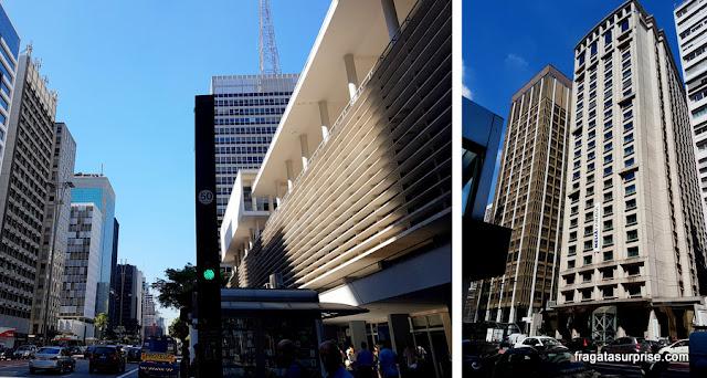 São Paulo, Hotel Meliá Avenida Paulista
