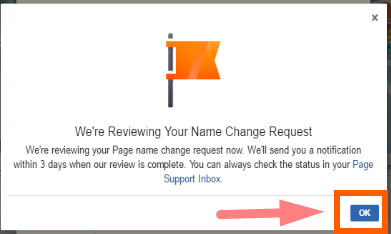 Change Account Name On Facebook