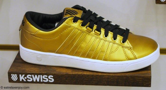 נעלי K-Swiss – כשאופנה וספורט נפגשים