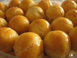 Di beberapa negara ada beberapa hidangan yang menjadi makanan yang wajib disajikan ketika  Resep Nastar Jeruk Mangga Gampang dan Sehat