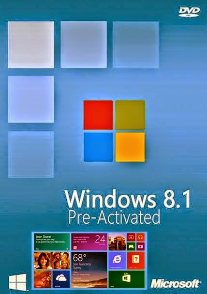 Windows 8.1 Professional Pre Activated | SKULL BOXS