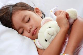 Hora de dormir de los niños