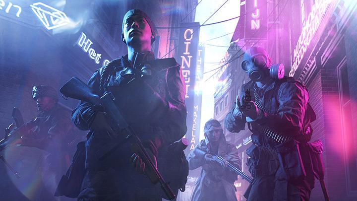 Battlefield 5 Cyberpunk Wallpaper Engine