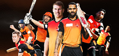 SRH  Squad IPL 11 2018 Full Team Celebration
