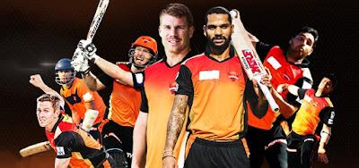 SRH  Squad IPL 11 2018 Full Team Celebration
