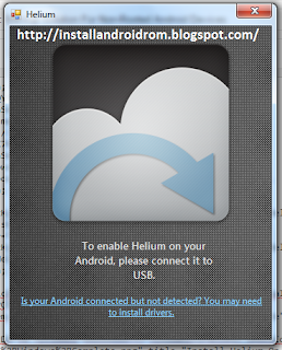Enable Helium On Windows And Android