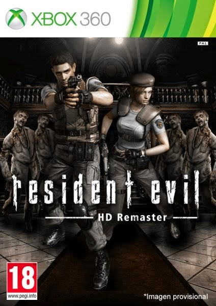 Resident Evil HD Remastered XBOX 360 free download full version