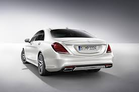 Mercedes-Benz S Class