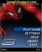 Spiderman 3 [Java Game] 240x320, 128x160, 176x220, 176x208