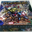Breaking the board: Review: Legendary: A Marvel Deck Building Game