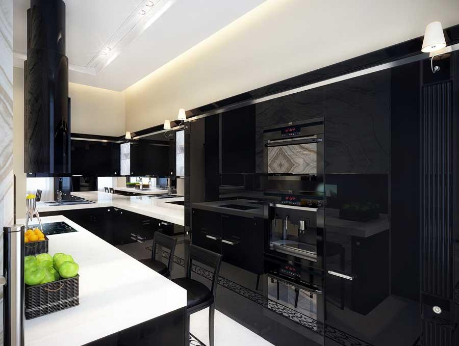 Fliesen Kchenboden Perfect Kuchenboden Modern Arktis Auf Moderne