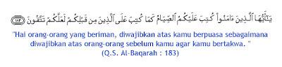Surat Al Baqarah Ayat 183