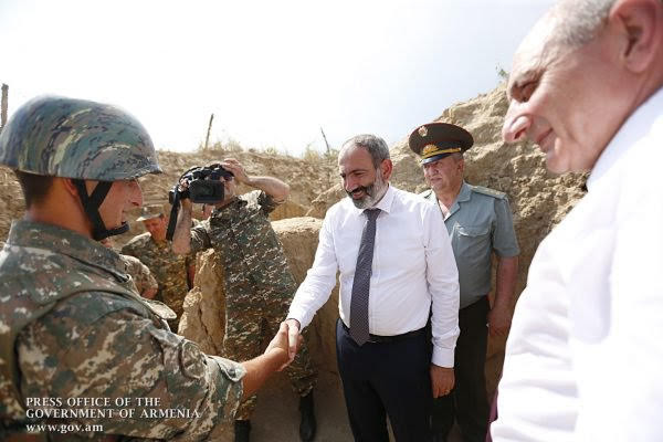 Pashinyan refuta afirmaciones azeríes sobre Najichevan