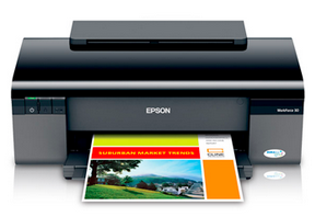 Epson WorkForce 30 Driver Download - Windows, Mac