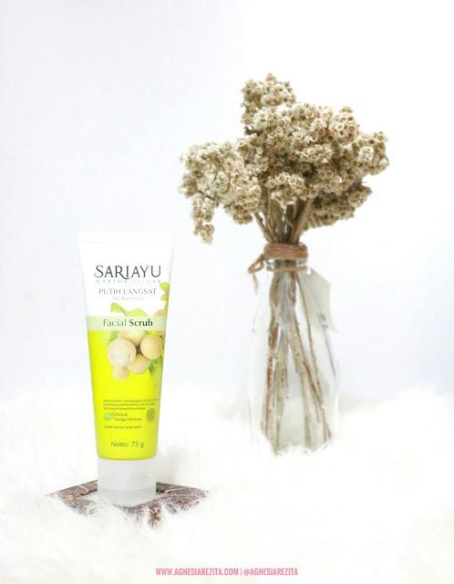 Sariayu Putih Langsat Facial Scrub; Wajib Digunakan Sebelum Maskeran [Review]