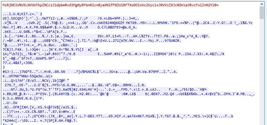 Analysis of LockCrypt ransomware ~ Malware analysis