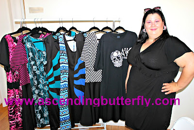Amanda Koker Designer of Ask Fashion at #FFFWEEK Celebrate My Size Expo & Community Town Hall
