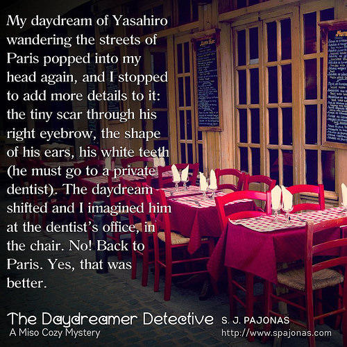 The Daydreamer Detective teaser 3