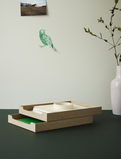 Nomad Letter Tray - design by Ve2 | Cleo-inspire