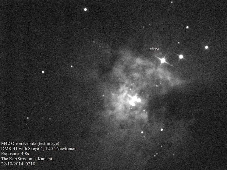 Herbig-Haro Objects Orion Nebula (page 2) - Pics about space