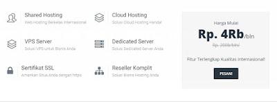 hosting murah | jasa pembuatan website